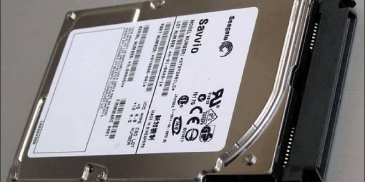 Seagate anuncia su nueva línea de discos duros empresariales