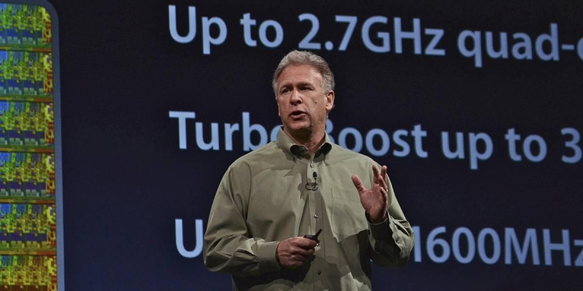 """Phil Schiller acusa a Samsung de """"robar todo el valor que hemos creado"""""""