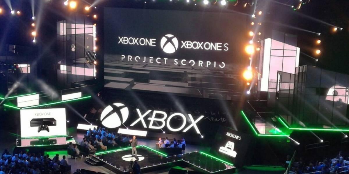 Los juegos de Xbox One y Xbox 360 recibirán mejoras con la Scorpio