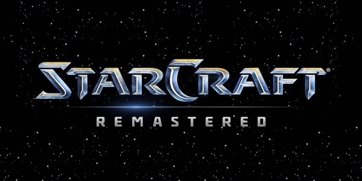 Vuelve el clásico: Blizzard anuncia StarCraft Remastered