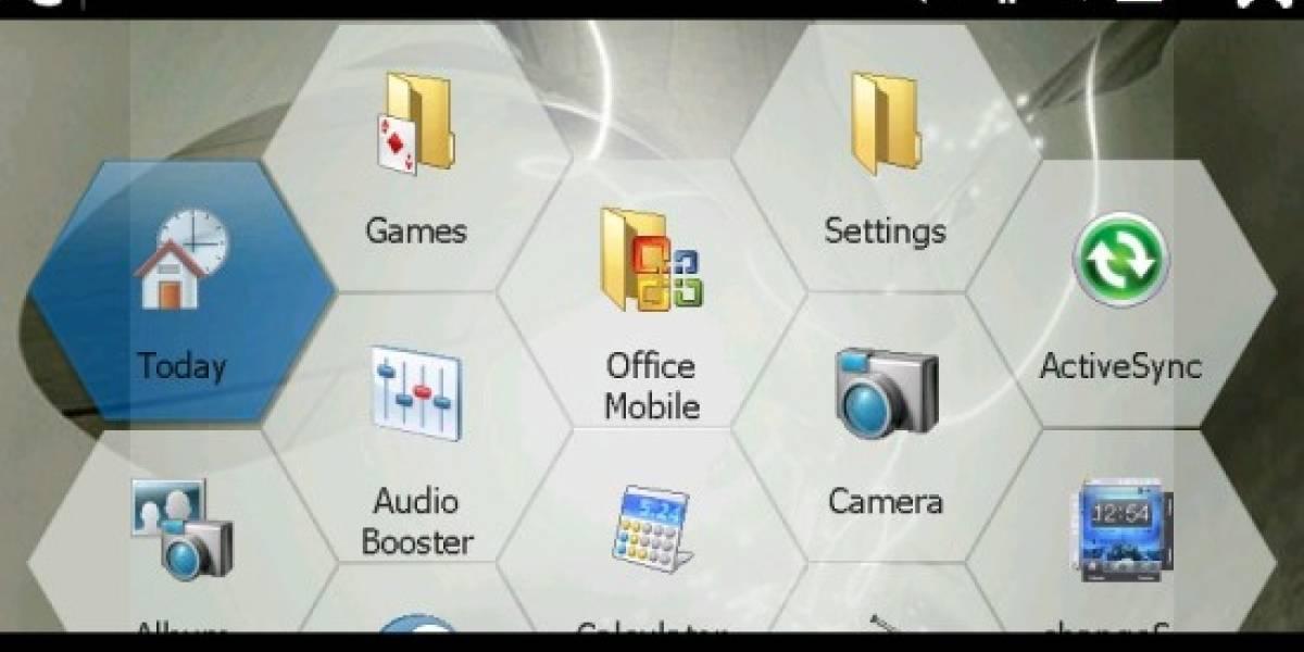 Nuevas capturas de Windows Mobile 6.5