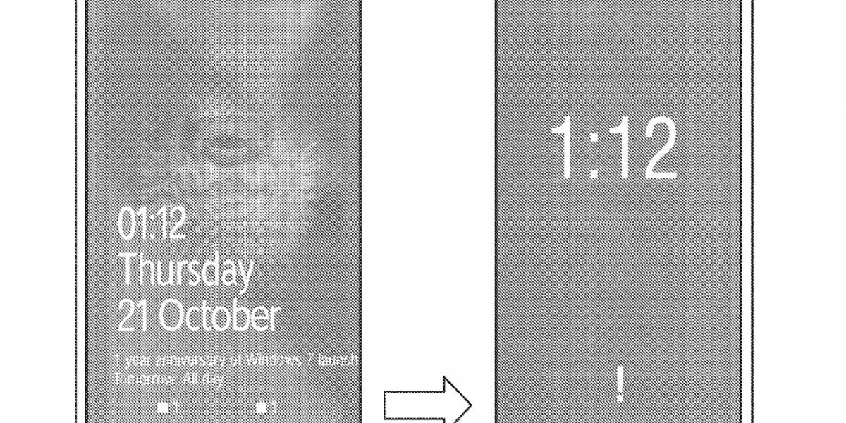 "Microsoft patenta un ""modo discreto"" inteligente para Windows Phone"