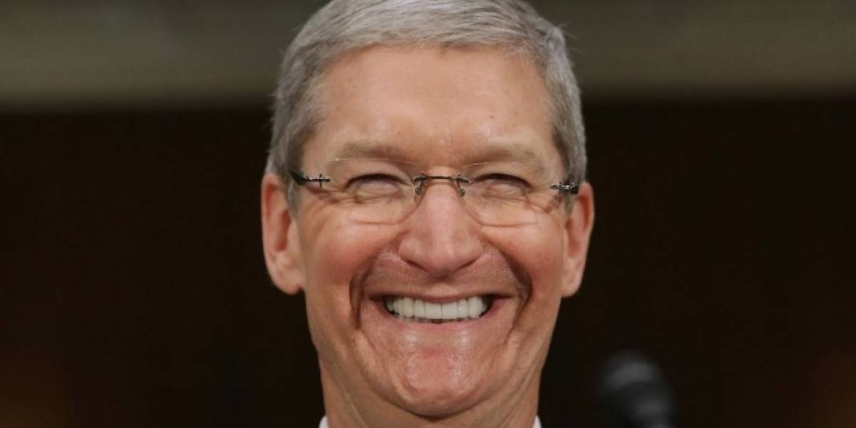 Tim Cook está feliz de recibir a todos los usuarios del Note 7 en Apple