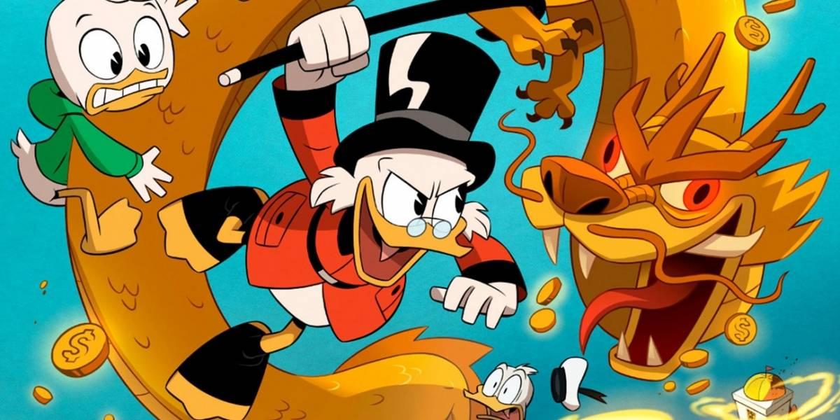 Ducktales: dois primeiros episódios serão exibidos no SBT e no Facebook em fevereiro