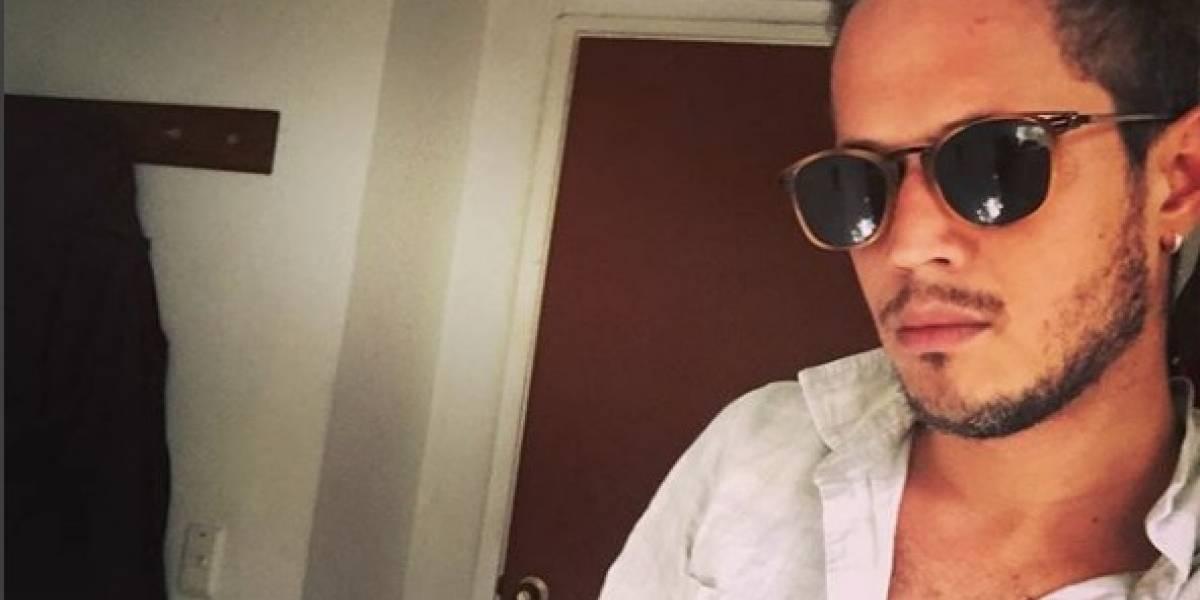 Vicente García estrena nuevo ''look''