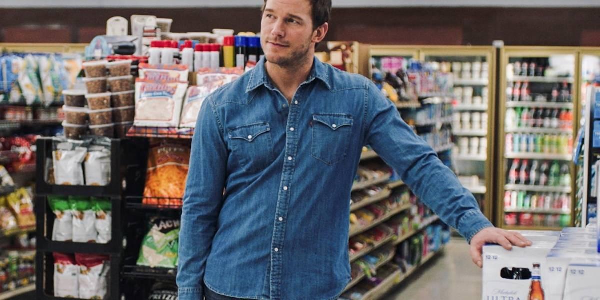 Chris Pratt debutará en comerciales en el Super Bowl