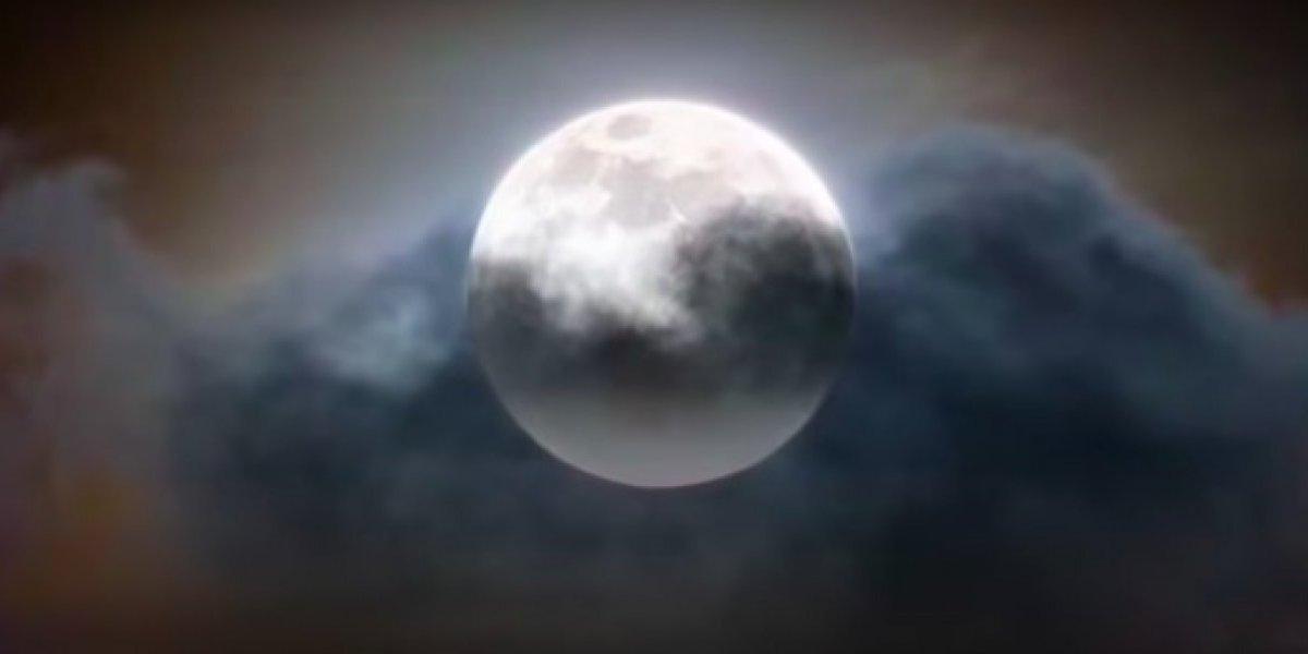 ¿A qué hora se verá la Súper Luna?