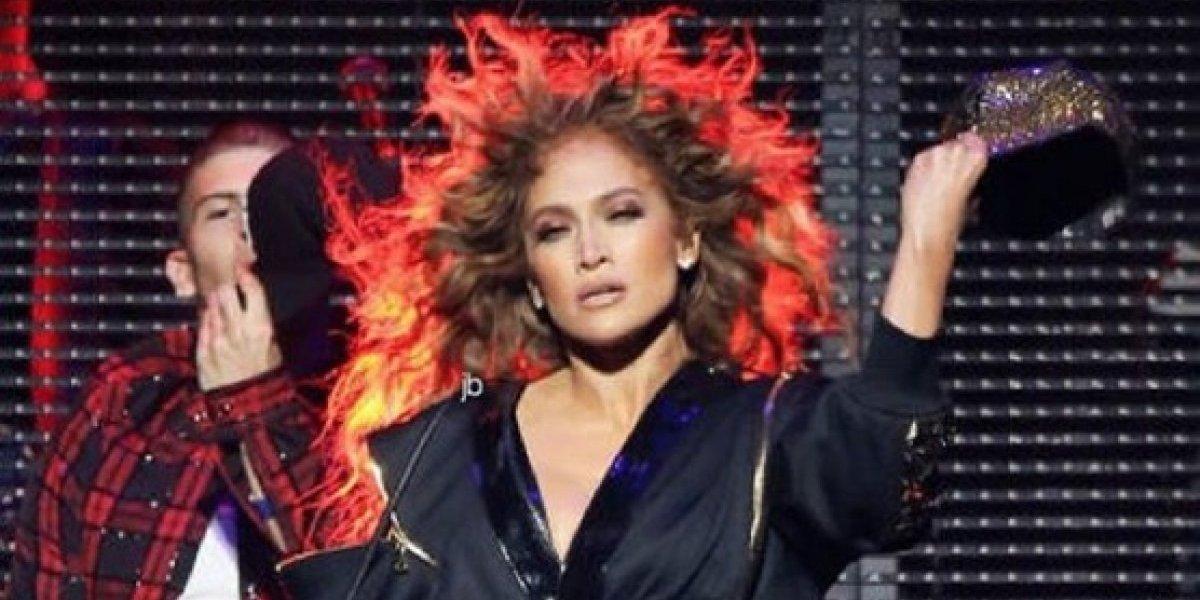 Esta es la bailarina de Jennifer López que es idéntica a ella