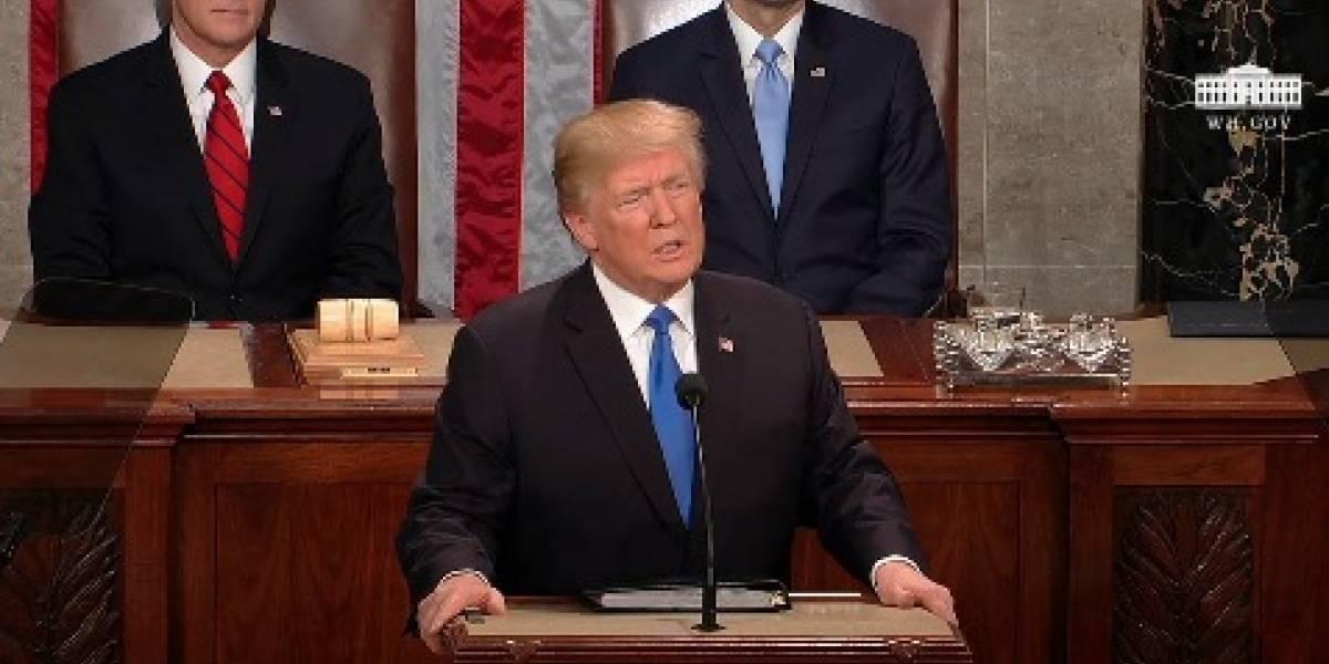 Los estadounidenses también 'son soñadores', asegura Trump