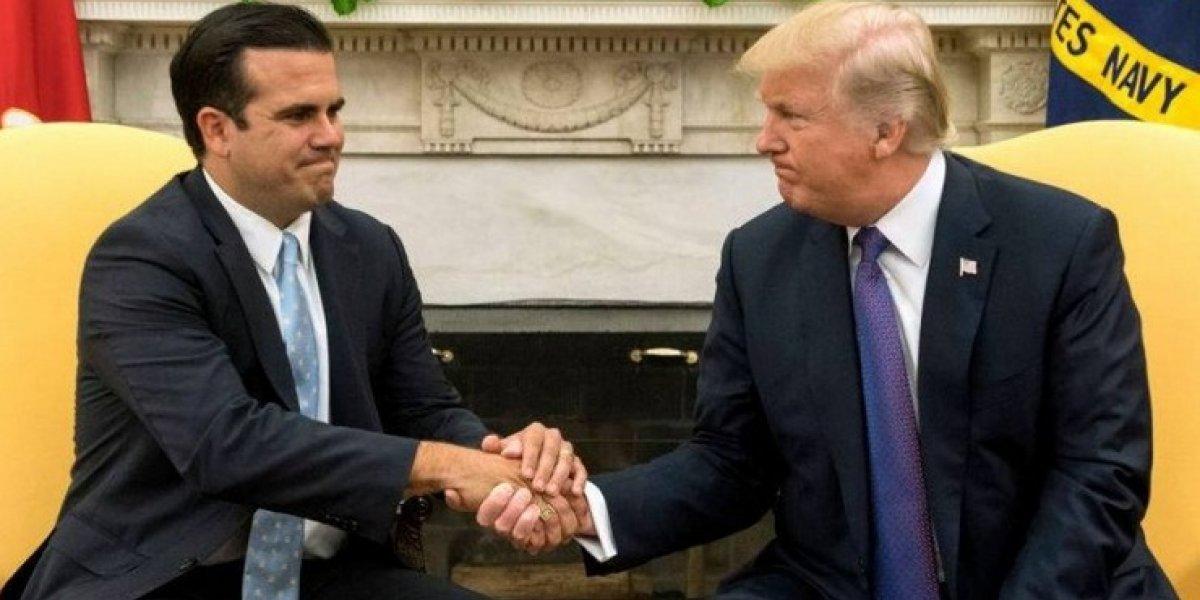 Así ha tratado Trump los asuntos de Puerto Rico