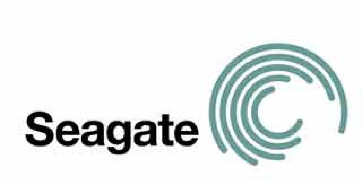 Seagate lanzará disco duro interno de 4TB en noviembre