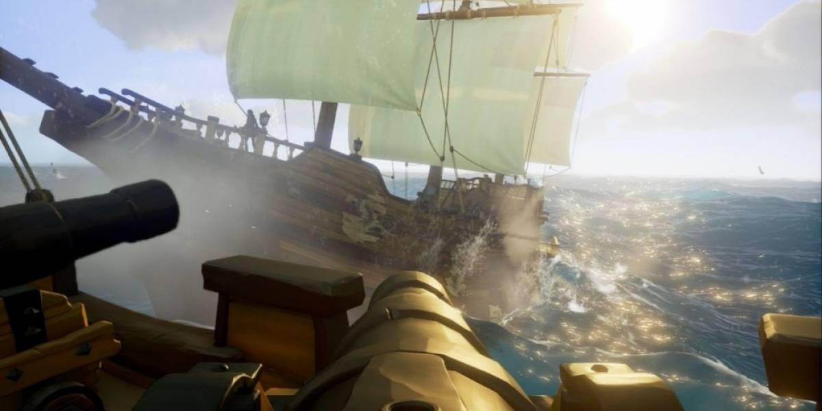 Rare muestra 8 minutos de jugabilidad de Sea of Thieves