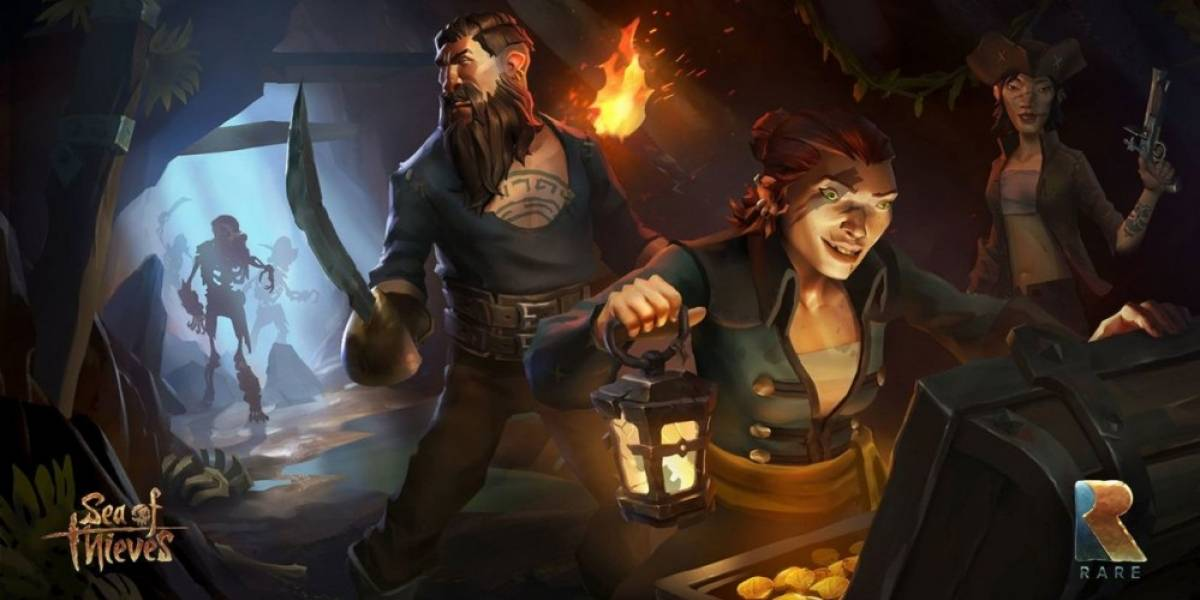 Se muestran 10 minutos de jugabilidad de Sea of Thieves