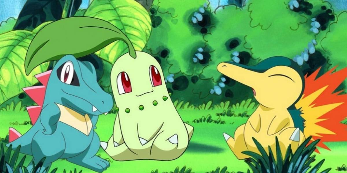 Actualización de Pokémon Go revela segunda generación de Pokémon