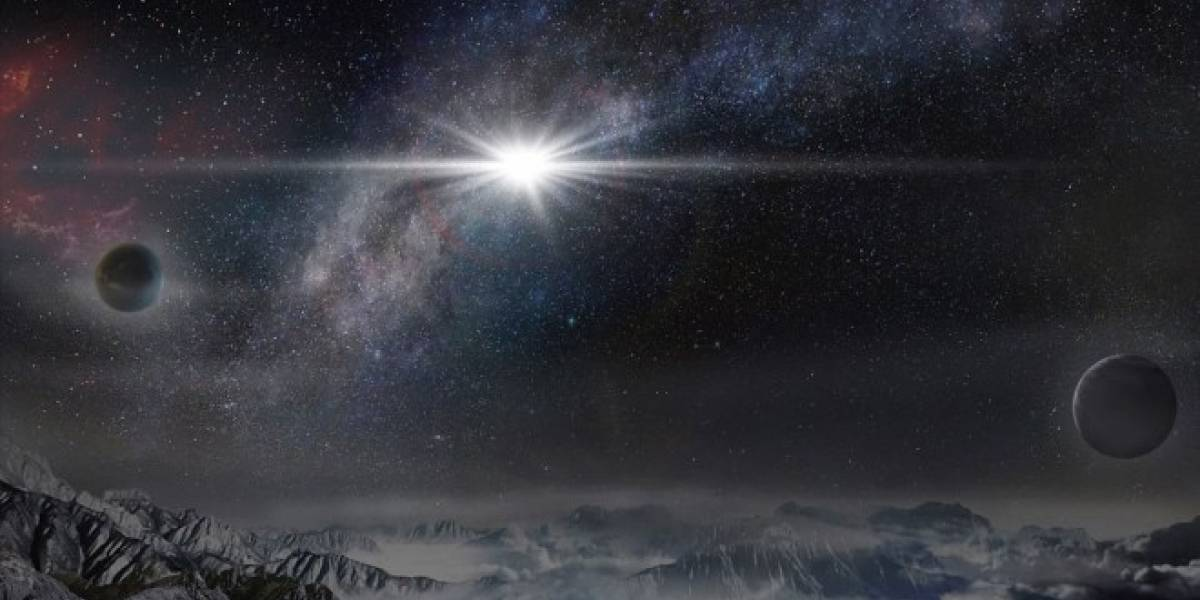 Se descubre ASASSN-15lh, la supernova más brillante de la historia