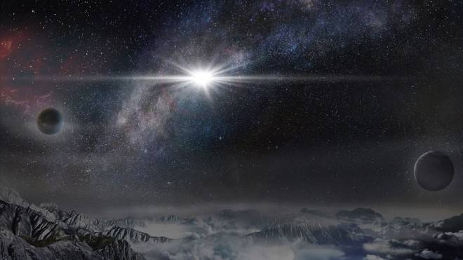 Científicos de la NASA identificaron gran explosión de origen termonuclear en el Universo