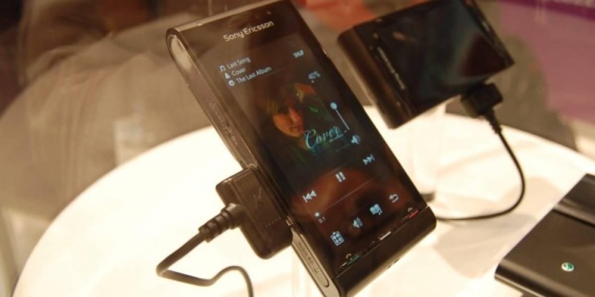 MWC09: W Galería del Sony Ericsson Idou
