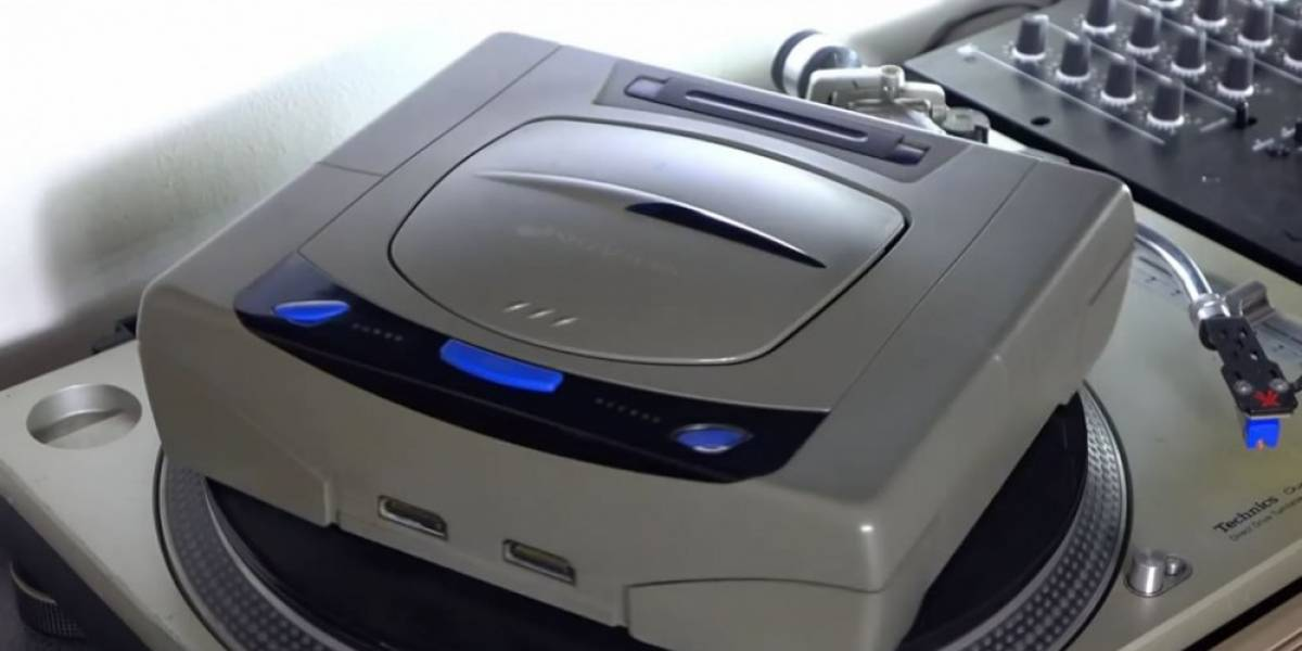 Consiguen saltar el DRM de una Sega Saturn tras 22 años