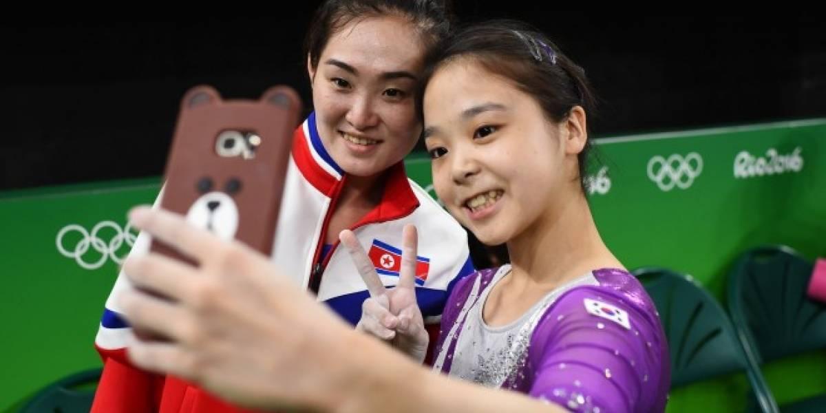 Corea del Norte rechaza teléfonos Galaxy S7 para atletas olímpicos