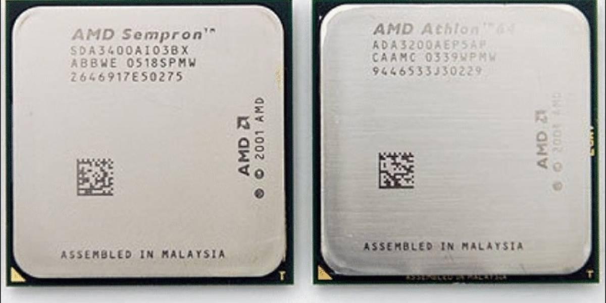 AMD confirma que lanzará CPUs Athlon y Sempron basados en Trinity