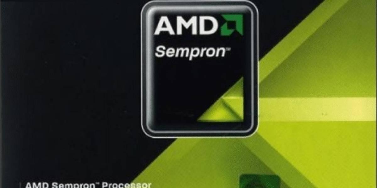 AMD prepara su nuevo microprocesador Sempron X2 190