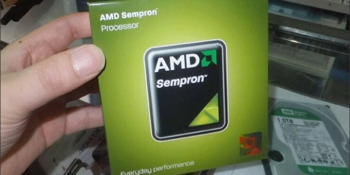 Microprocesador AMD Sempron X2 190 hace su aparición