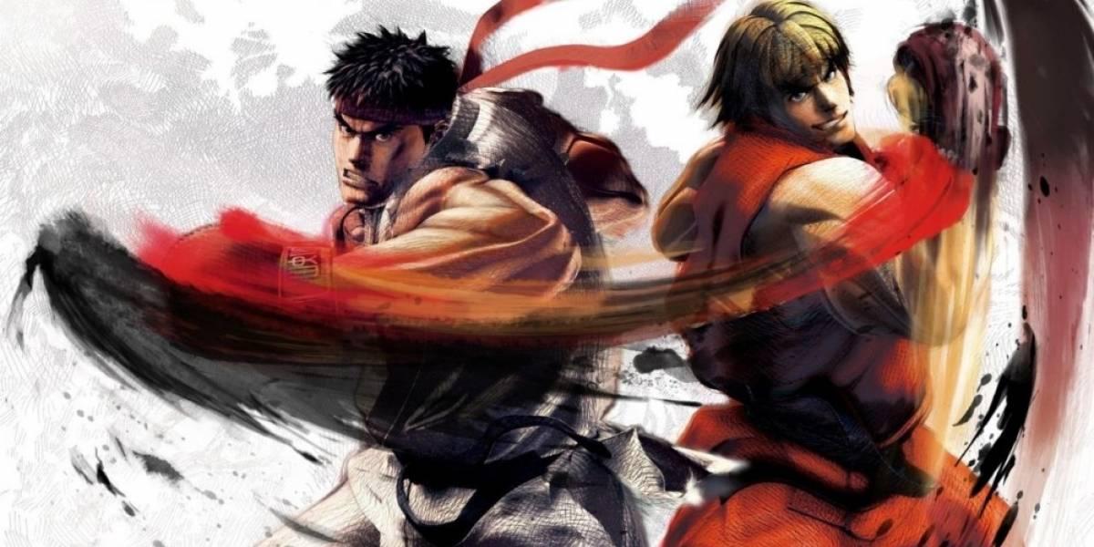 Habrá sorpresas de Street Fighter en E3 y SDCC