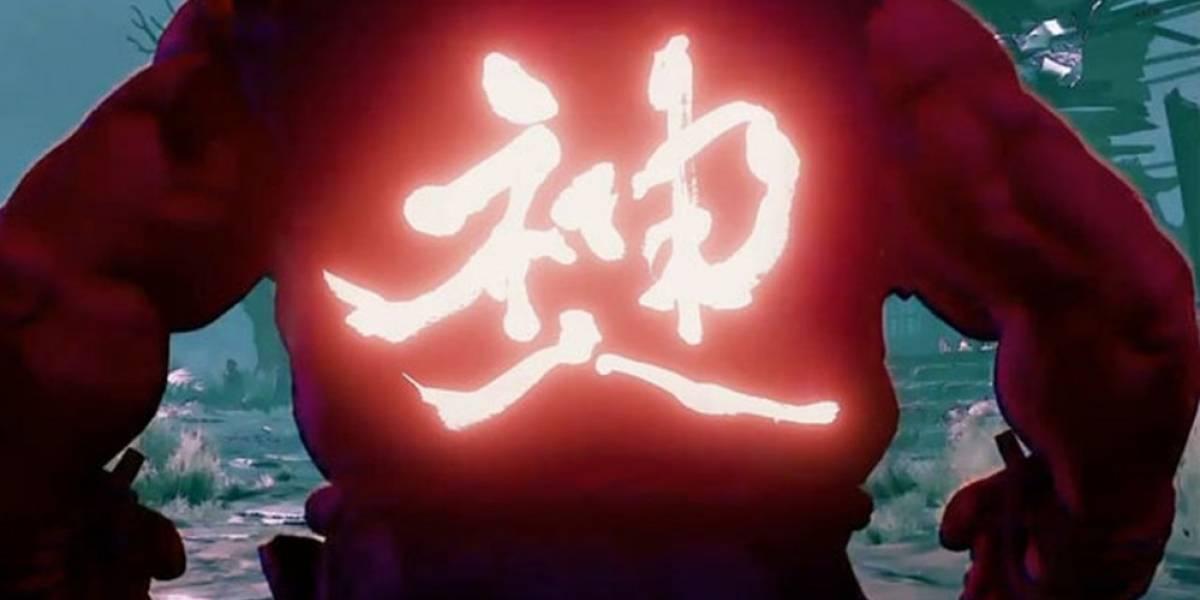 Akuma será el siguiente personaje de Street Fighter V