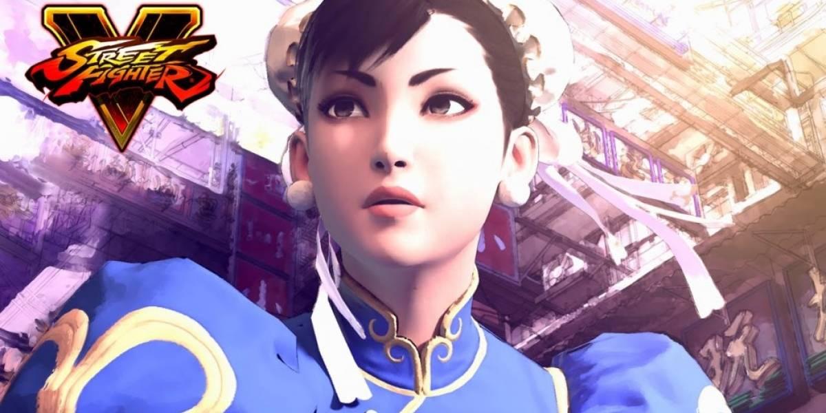 Street Fighter V estrena espectacular tráiler cinemático