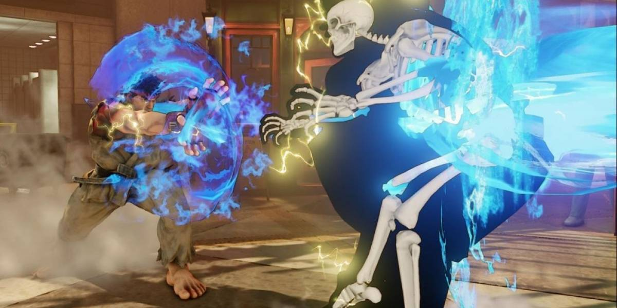 Street Fighter V rompe récord de registros en EVO 2016