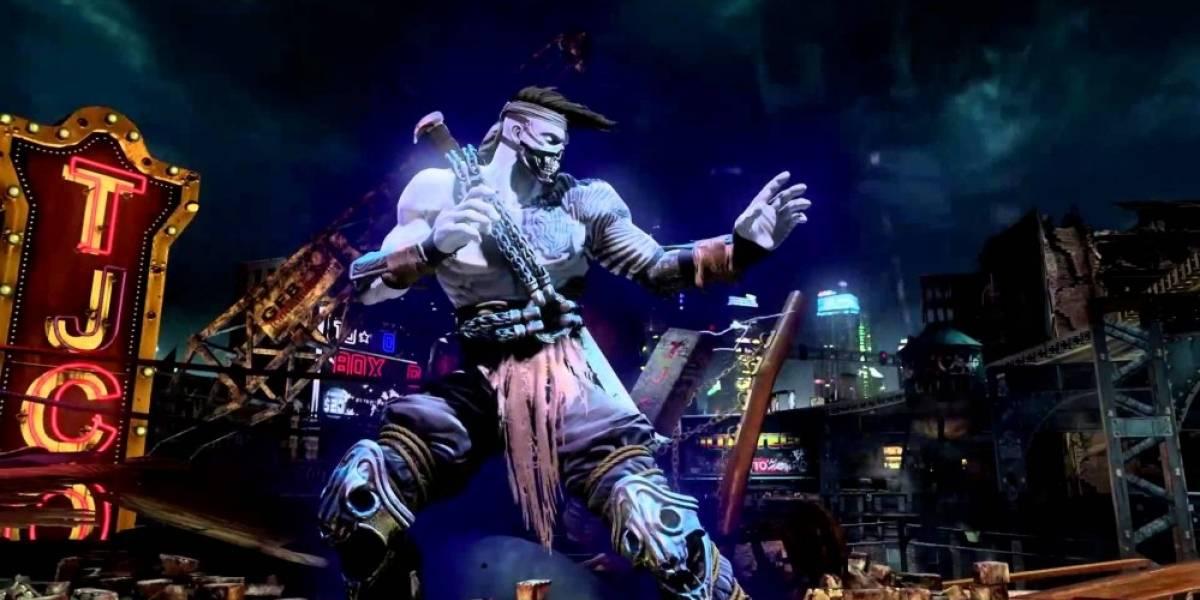 Shadow Jago en Killer Instinct tiene tráiler y fecha de lanzamiento