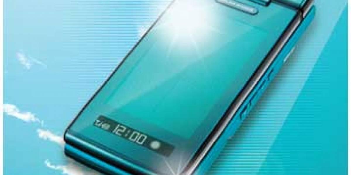 Sharp lanzará teléfono solar y resistente al agua