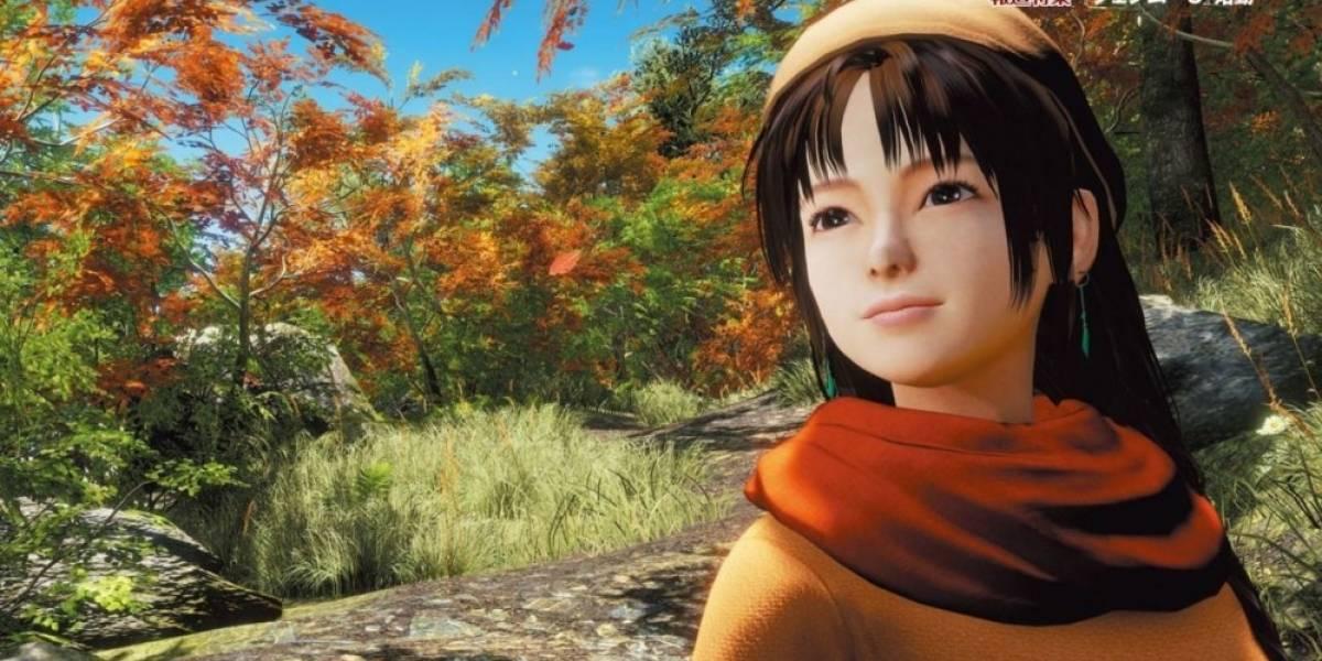El director de Shenmue regresa para Shenmue III