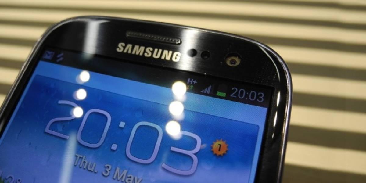 Chile: Galaxy S III llegaría en junio
