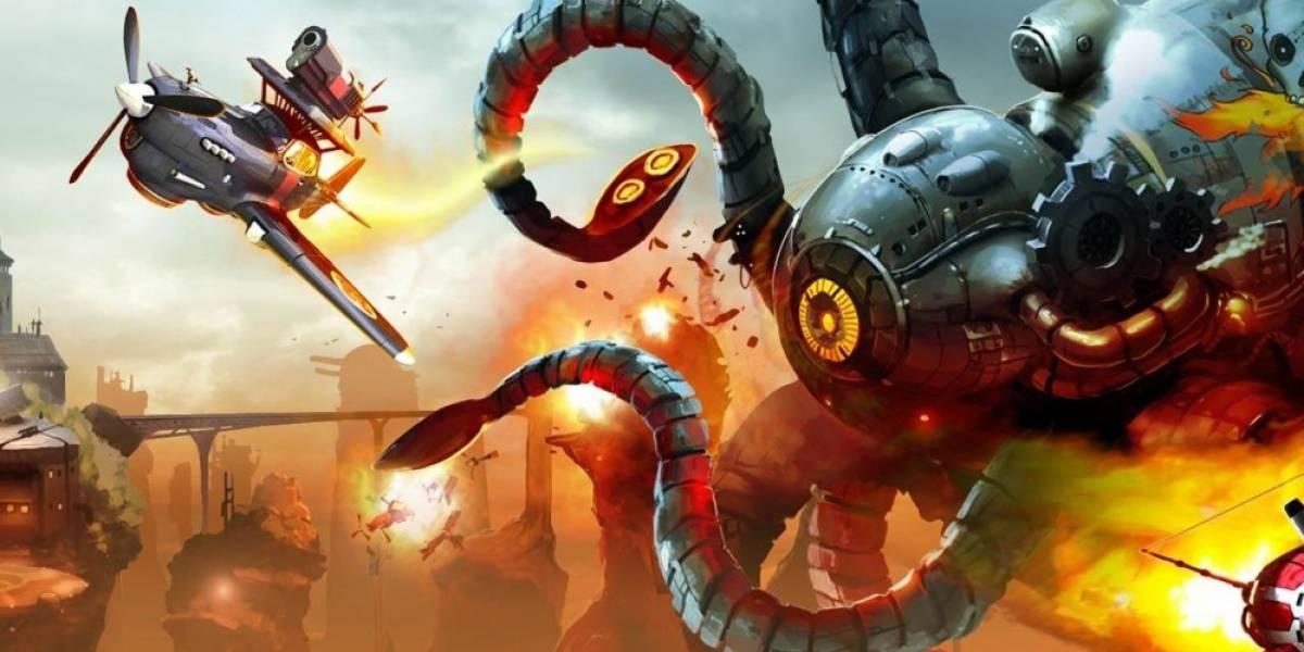 Se anuncia Sine Mora EX para PS4, Xbox One y PC