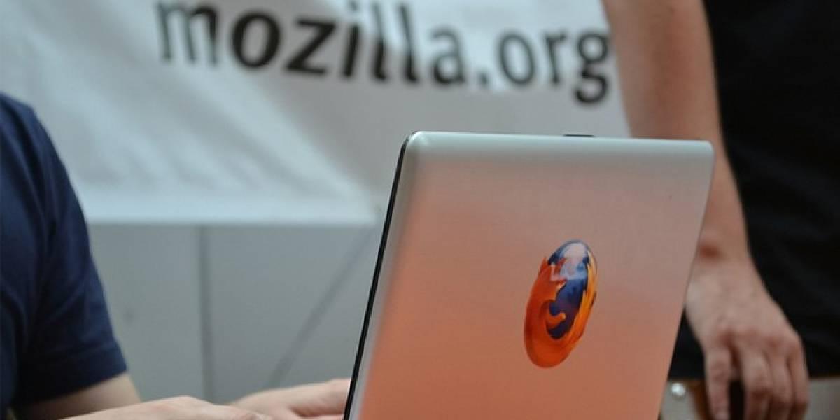 Ya está disponible Firefox 14, la última actualización del navegador