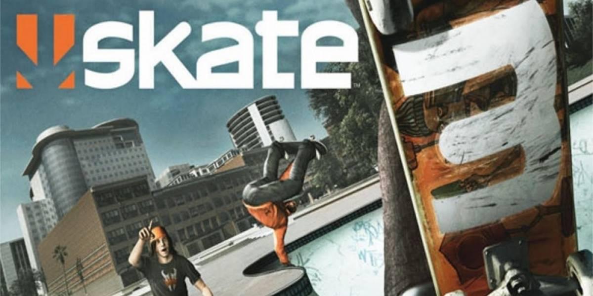 Skate 3, Dead Space Ignition y más llegarán a EA Access