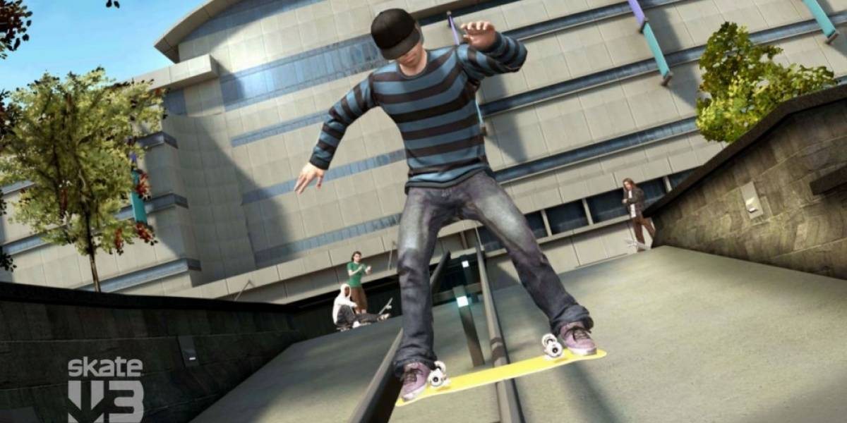 Skate 3 ya está disponible en EA Access