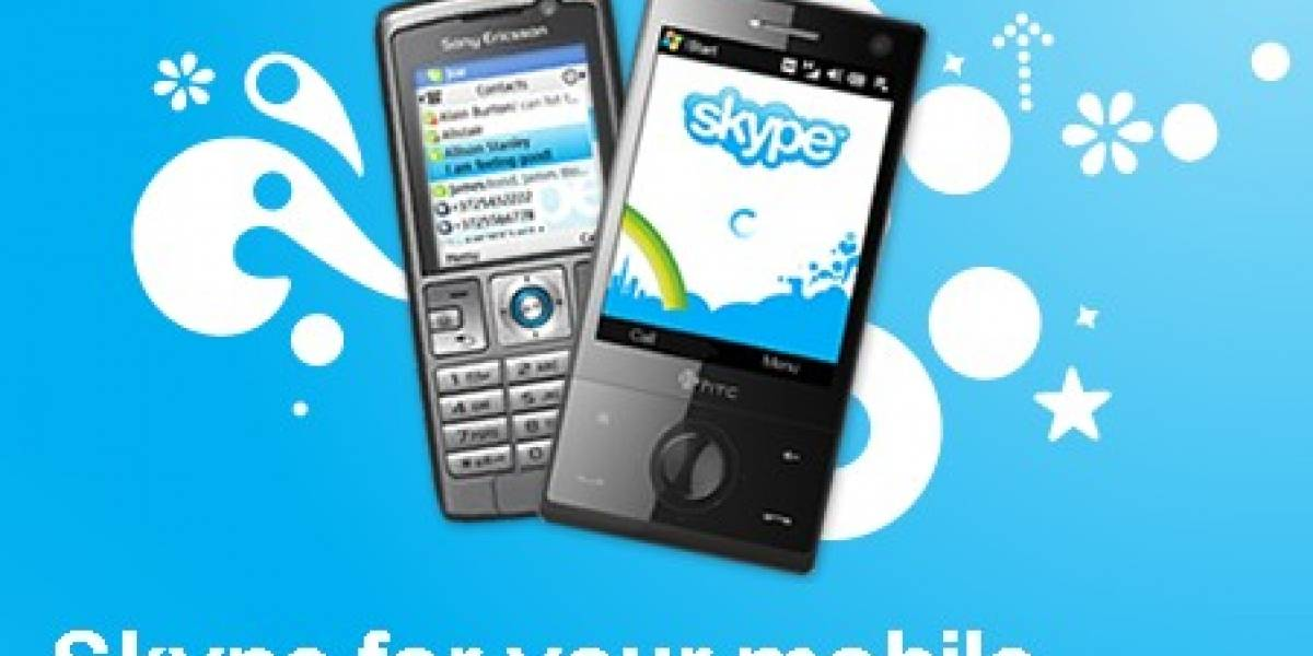 Skype para BlackBerry en Mayo