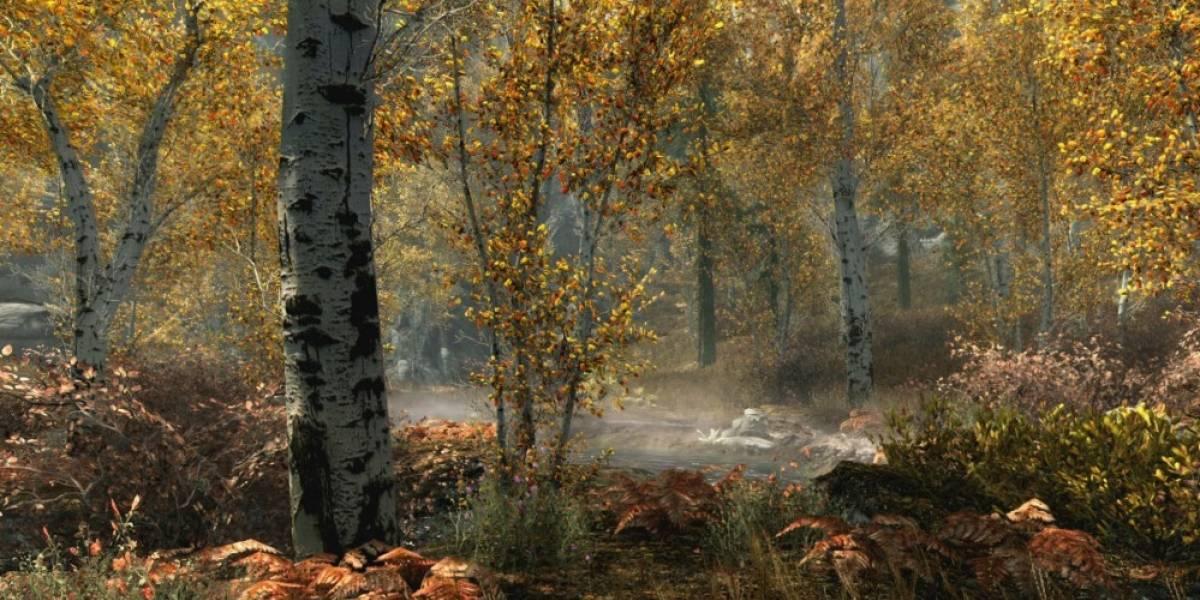 Skyrim Special Edition corre a 1080p/30fps en PS4 y Xbox One