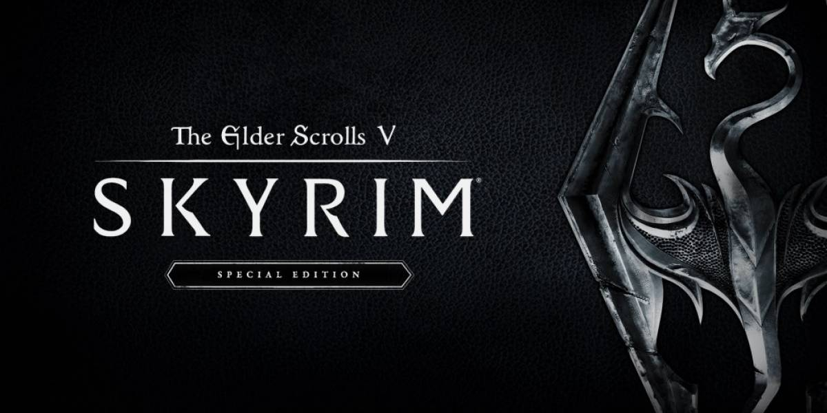 Confirman remasterización de Skyrim para PS4, Xbox One y PC #E32016