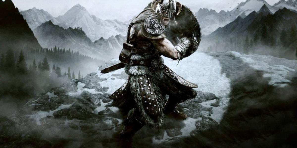 Bethesda confirma que Skyrim llegará a la Nintendo Switch