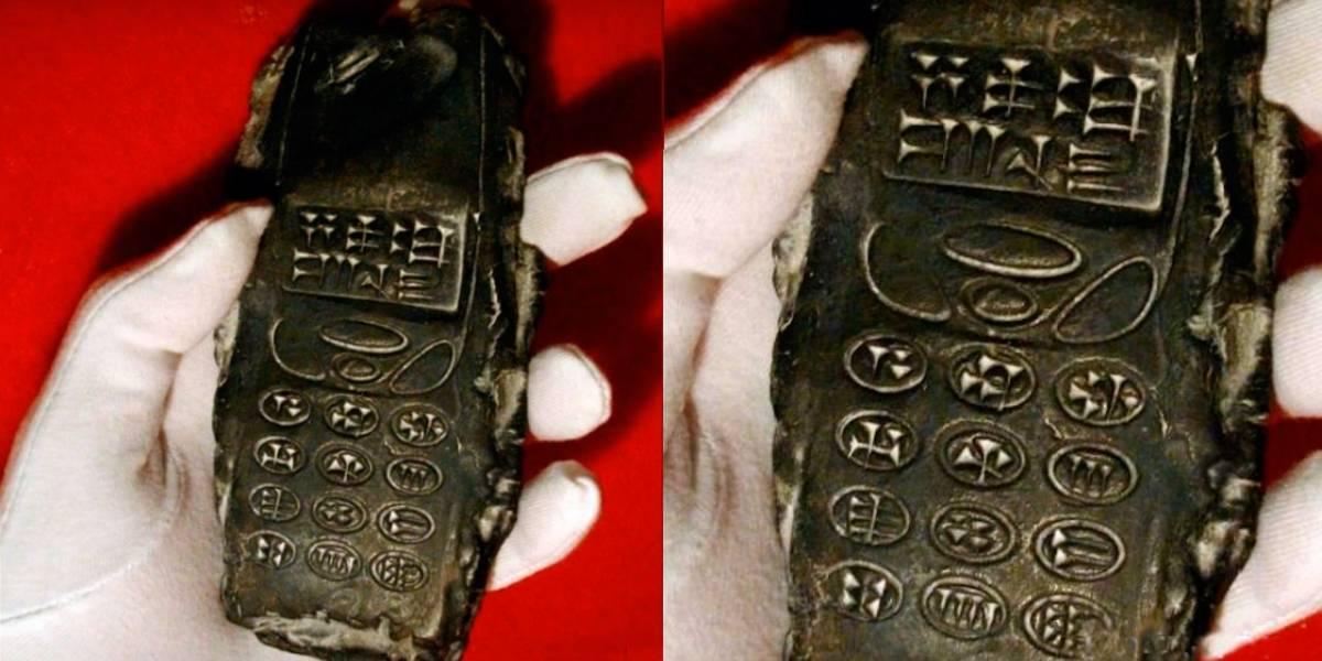 Arqueólogo afirma encontrar 'smartphone' con 800 años de antigüedad