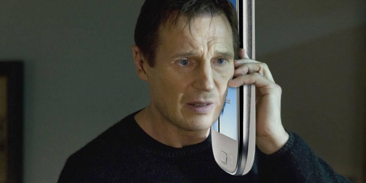 El Galaxy Note 8 es gigantesco y estas imágenes lo prueban
