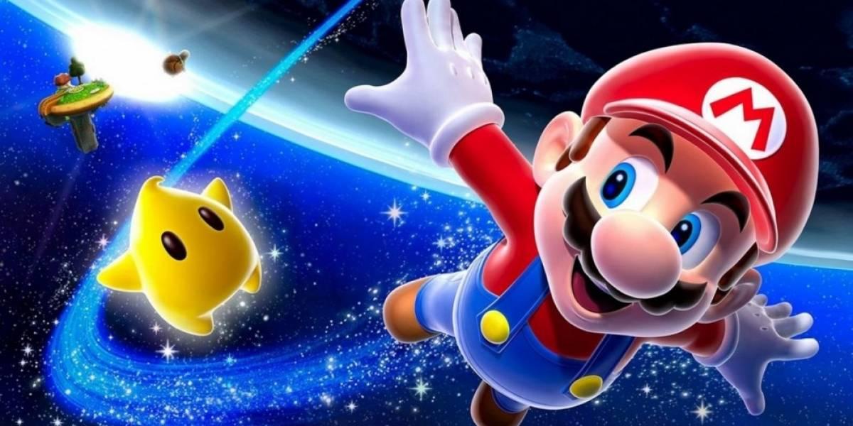 Super Mario Galaxy podría llegar a Wii U