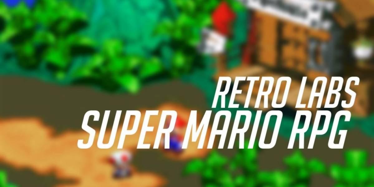 Retro Labs: Super Mario RPG