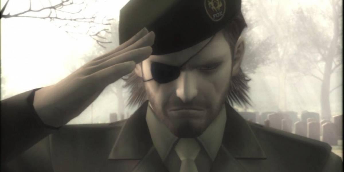 La película de Metal Gear Solid sigue con vida