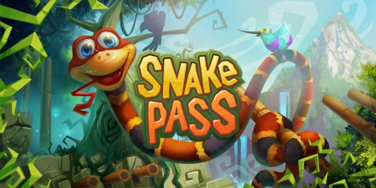 Snake Pass tiene fecha de lanzamiento