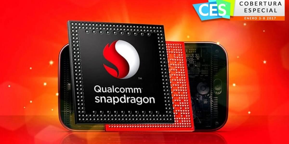 Se filtran todos los detalles del Qualcomm Snapdragon 835 #CES2017