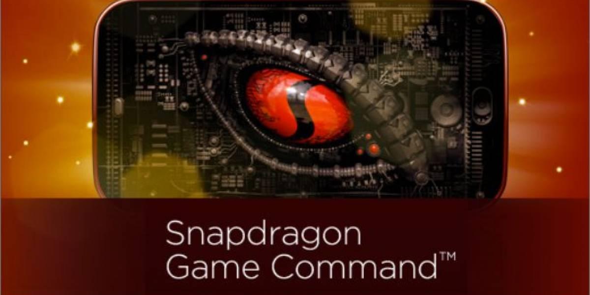 Qualcomm Snapdragon Game Command llega el 10 de enero